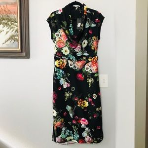 Floral Ted Baker Dress - NWT